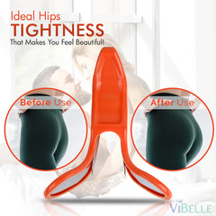 Hip Trainer Muscle Stimulator Fitness Tool-ORANGE