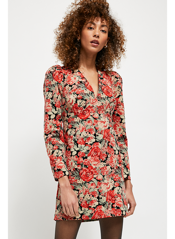 FREE PEOPLE-KAPOWSKI MINI DRESS
