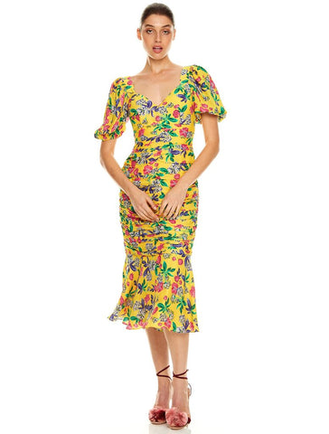 TALULAH-FINCH MIDI DRESS