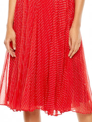 TALULAH-SAID SO MIDI DRESS