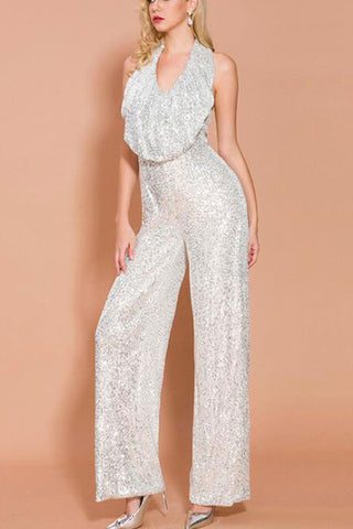 Backless-Sequin-Jumpsuit