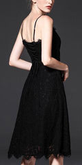 2pc cape lace Dress