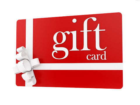 Vicky and Lucas Gift Cards $50, $100, $200, $300