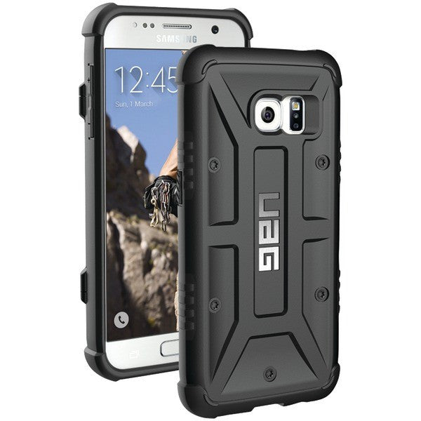 on sale 2e697 4f20c Samsung Galaxy S7 Urban Armor Gear Trooper Card Case - Black