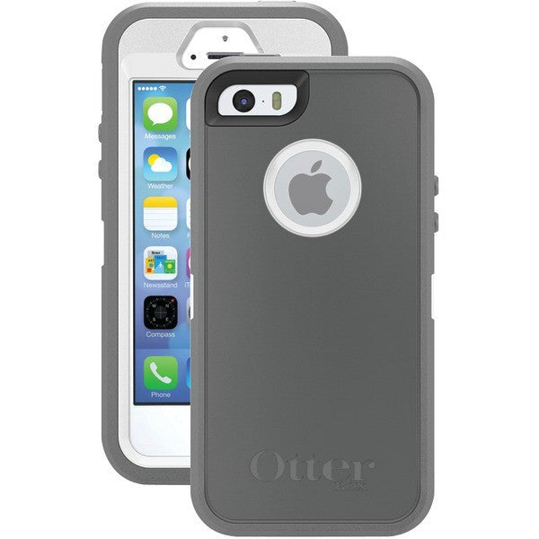 OtterBox Defender Series iPhone SE 5s 5 Case - Glacier  75164ff93ae7