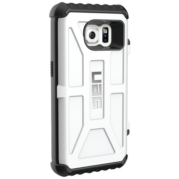 info for 1edf8 61d41 Samsung Galaxy S7 Urban Armor Gear Trooper Card Case - White/Black
