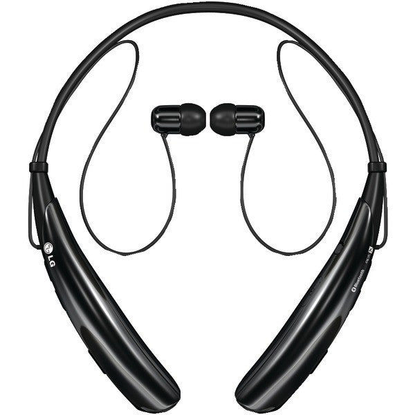 Lg Tone Pro Bluetooth Stereo Headphones With Microphone