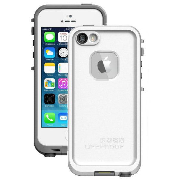 check out ff64f 77cc2 LifeProof Fre Waterproof iPhone SE/5s/5 Case
