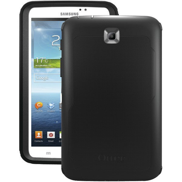 quality design a33bc 1446d OtterBox Defender Series Tablet Case for Samsung Galaxy Tab 3 7.0 (Black)