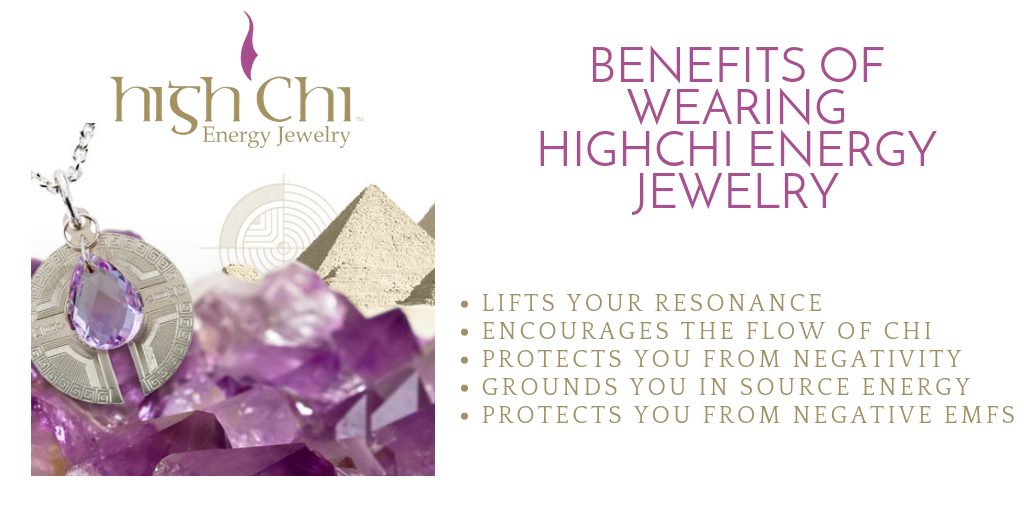 HighChi Energy Jewelry - a Quantum Energy Technology Company