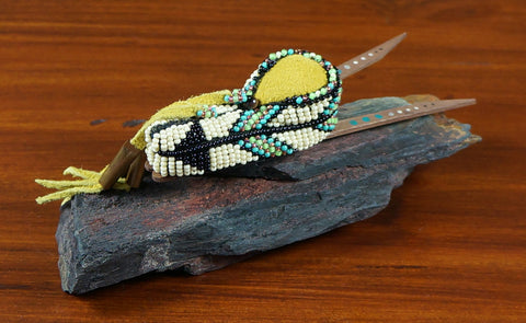 Plains Indian Art Craft Native Beadwork