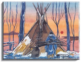 Thurman Horse #5 - Giclee' Prints & Ceramic Tiles