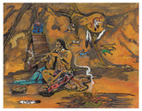 Thurman Horse #6 - Giclee' Prints & Ceramic Tiles