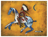 Thurman Horse #11 - Giclee' Prints & Ceramic Tiles
