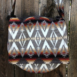 Pendleton Wool Drum Bags 13""