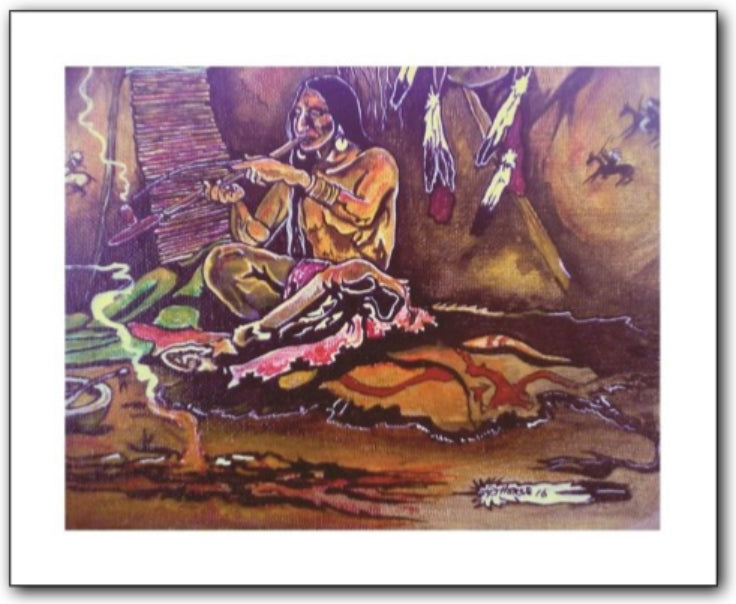 Thurman Horse #22 - Giclee' Prints & Ceramic Tiles