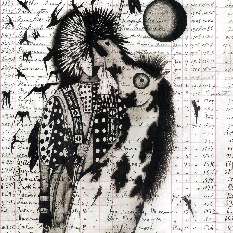 Rosebud Sioux Indian Art