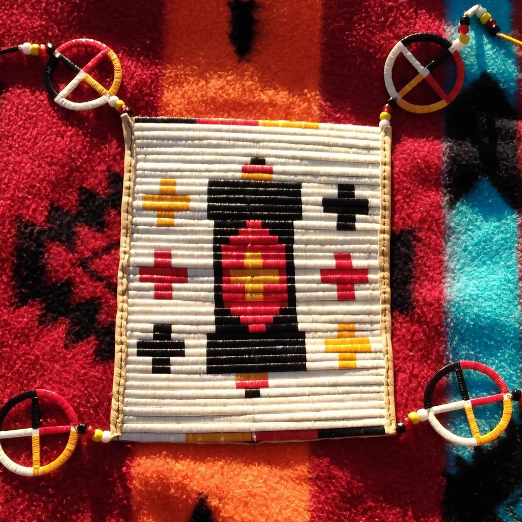 Oglala Lakota Quill Work Red Cloud