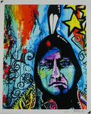 Signed Art Print - Sitting Bull