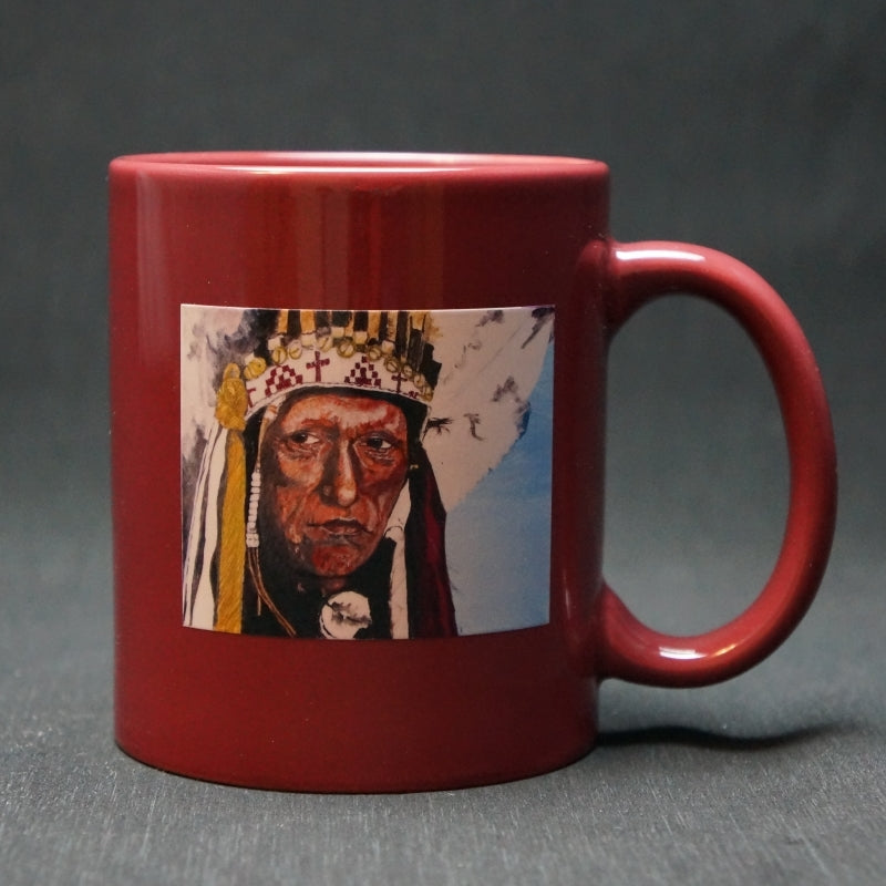 Coffee Mug - Two Shields War Song