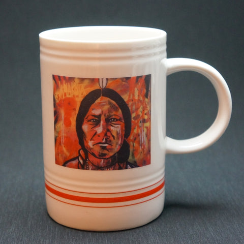Coffee Mug - Wo Lakota