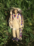 Unique Original Sioux Doll