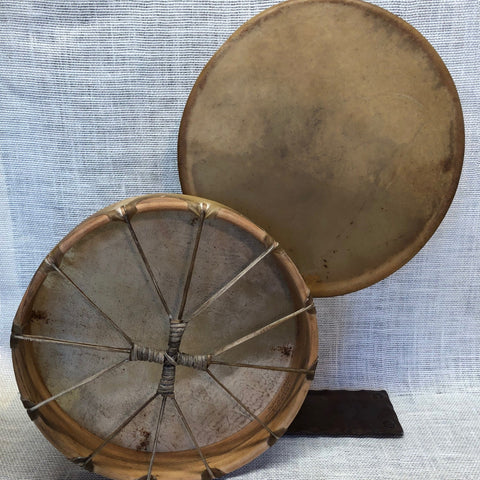 "13"" Elk Hide Hand Drums"