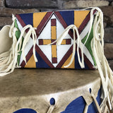Parfleche Purse 6""