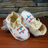 Authentic Native American Regalia Moccasin