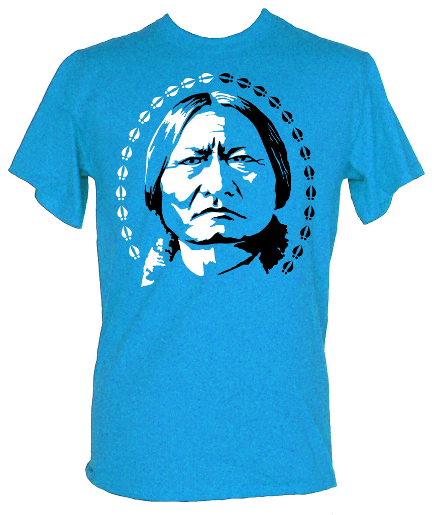 Short Sleeve T-Shirt: Sitting Bull