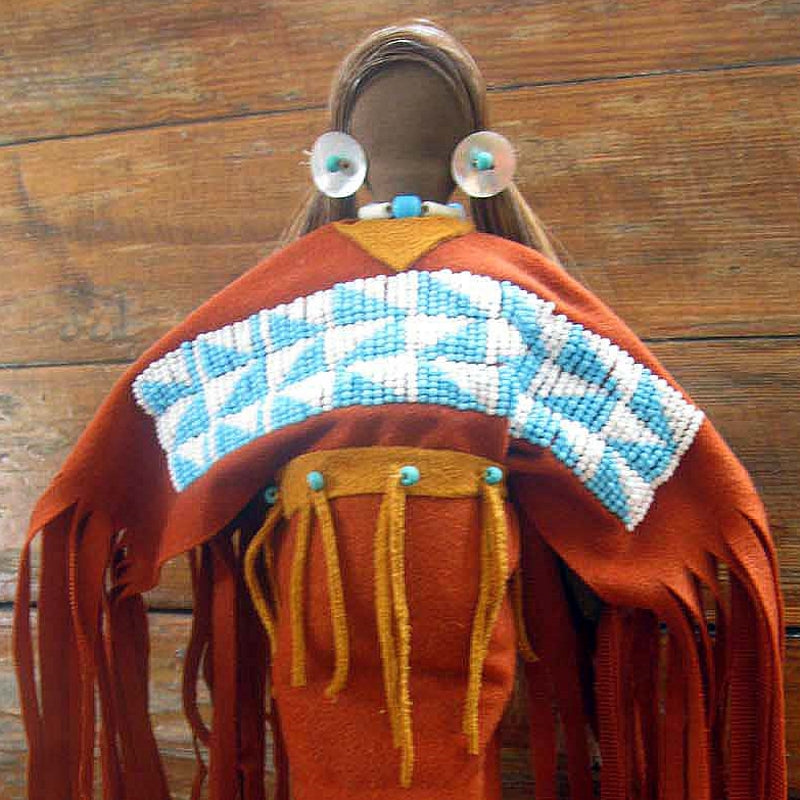 Prairie Dawn Woman