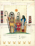 Native Family Print