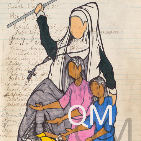 Ledger Art - Sister