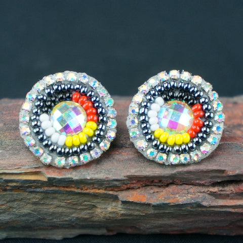 Fun Little Bling Bling Earrings - Ten Styles