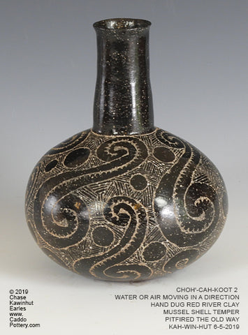 Traditional Caddo Bottle