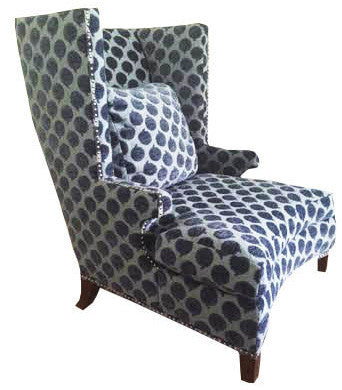 The Modern Wing Chair