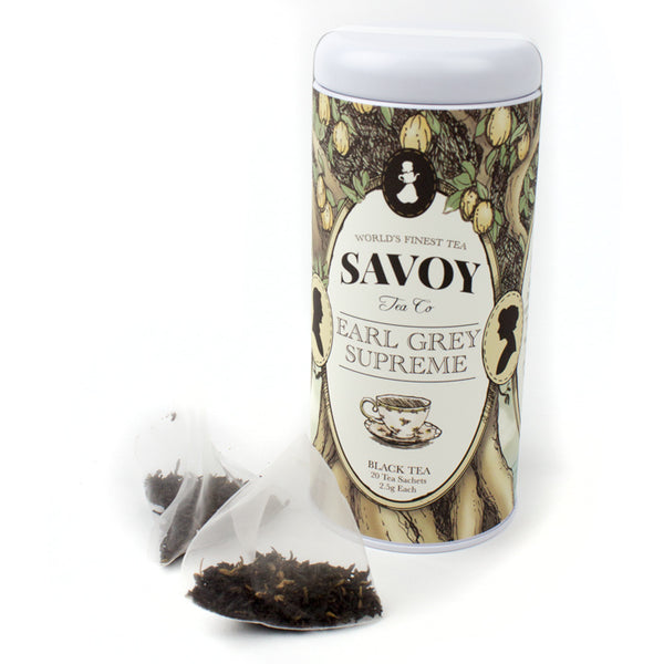 Earl Grey Supreme - Sachet Tin
