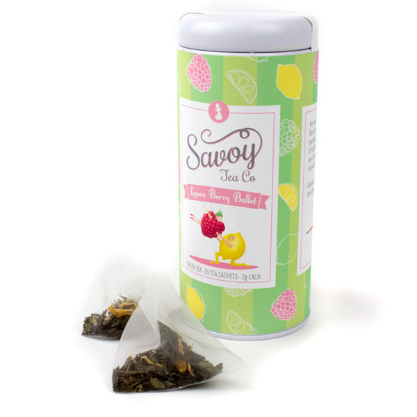 Lemon Berry Ballet - Sachet Tin