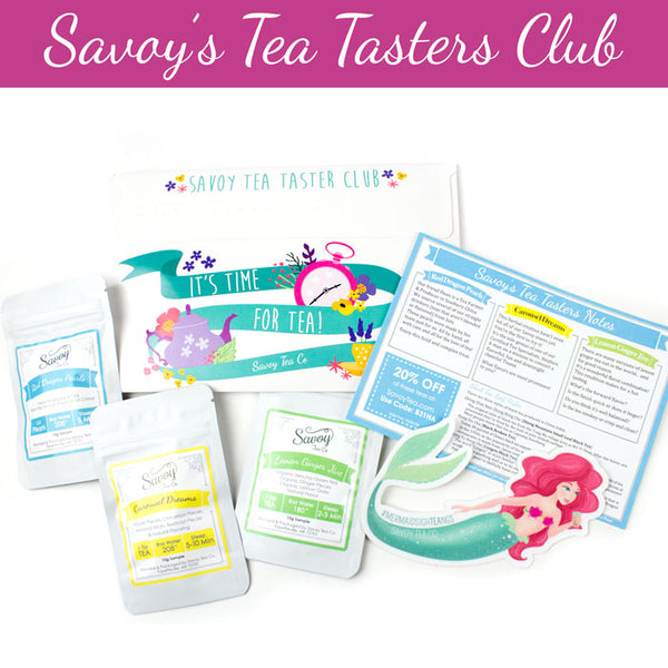 Savoy Tea Tasters Club