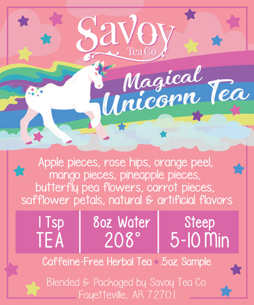 Magical Unicorn Tea