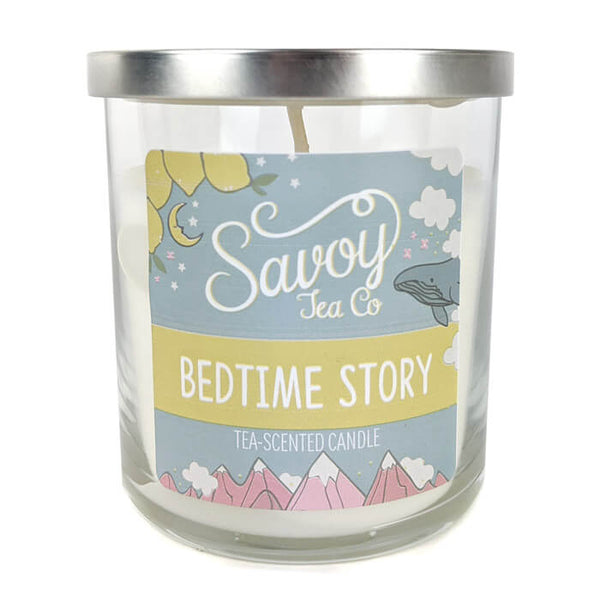 Tea Candle 8oz - Bedtime Story
