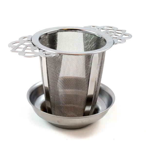 Infuser Basket - Scroll Top