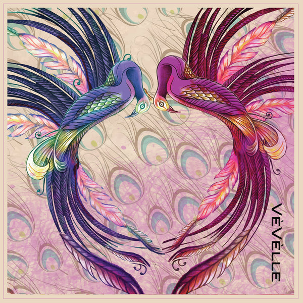 Peacocks In Love - VèVèlle