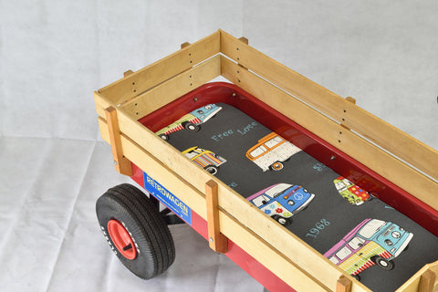 Radio Flyer Truck Mat