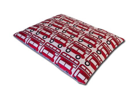 London Bus Dog Mat