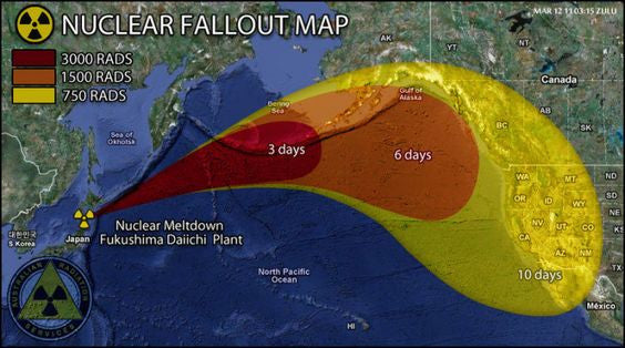 13 Things You Can Do To Protect Your Family From Fukushima (Radiation)