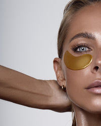 24K Gold Collagen Eye Patches (Pack of 3)