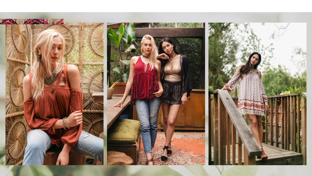 Earth Angel Summer 17 Lookbook Taylor & Sage