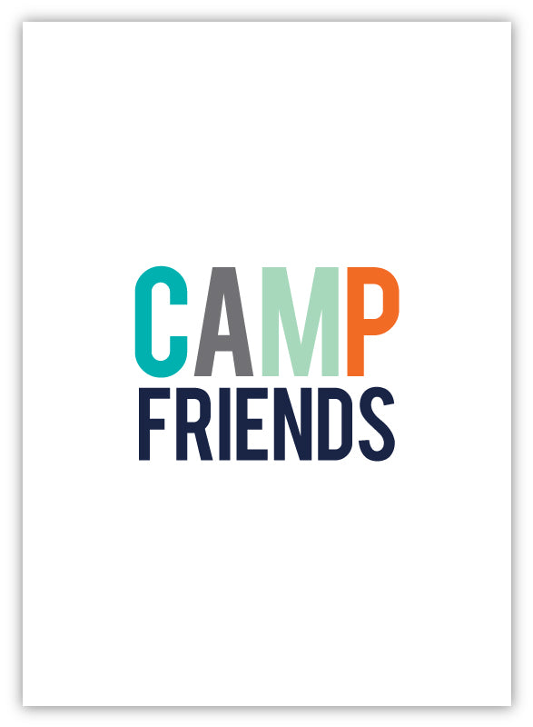 Address Book - Camp Friends