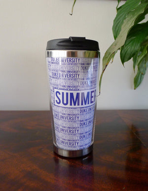 Travel Mug - University Bold